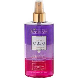Bielenda Sensual Body Oils Multi Fasen Body Olie  met Hydraterende Werking   150 ml