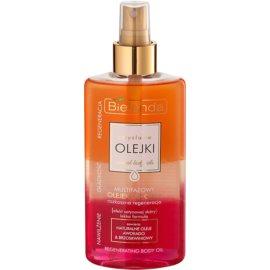 Bielenda Sensual Body Oils multifázový tělový olej s regeneračním účinkem  150 ml