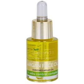 Bielenda Skin Clinic Professional Correcting pflegendes Öl für Unvollkommenheiten wegen Akne Haut  15 ml