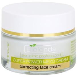 Bielenda Skin Clinic Professional Correcting creme para restaurar o equilíbrio da pele com efeito rejuvenescedor  50 ml