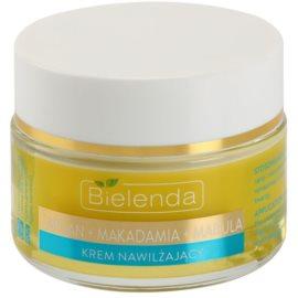 Bielenda Skin Clinic Professional Moisturizing tiefenwirksame feuchtigkeitsspendende Creme mit glättender Wirkung  50 ml