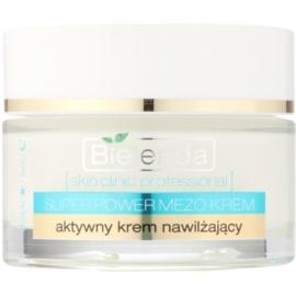 Bielenda Skin Clinic Professional Moisturizing crema anti-rid hidratanta pentru toate tipurile de ten  50 ml
