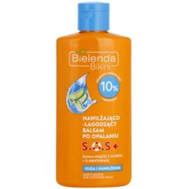 Bielenda Bikini SOS + feuchtigkeitsspendendes und beruhigendes Balsam nach dem Sonnen  150 ml
