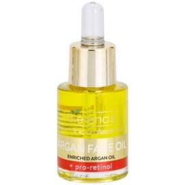 Bielenda Skin Clinic Professional Pro Retinol поживна олійка для шкіри обличчя для розгладжування контурів  15 мл