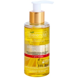 Bielenda Skin Clinic Professional Pro Retinol Argan Cleansing Oil With Retinol  140 ml