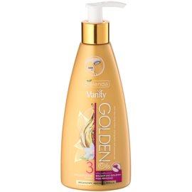 Bielenda Vanity Golden Oils vyživující sprchový balzám na holení  250 ml