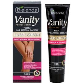 Bielenda Vanity Laser Expert krem depilacyjny do nóg  100 ml