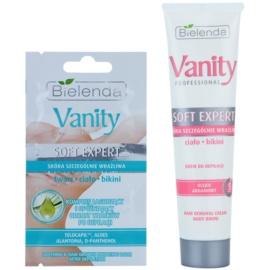 Bielenda Vanity Soft Expert Peelingcreme für den Körper mit nährender Wirkung  100 ml