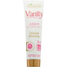 Bielenda Vanity Soft Touch Enthaarungscreme für trockene Haut  100 ml