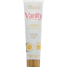 Bielenda Vanity Soft Touch Enthaarungscreme für alle Oberhauttypen  100 ml