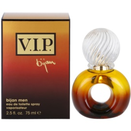 Bijan Bijan VIP Eau de Toilette for Men 75 ml