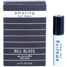Bill Blass Amazing Eau de Toilette for Men 2 ml