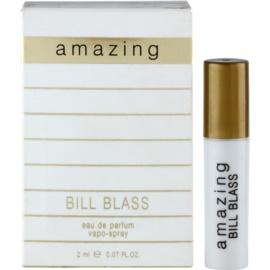 Bill Blass Amazing Eau de Parfum für Damen 2 ml
