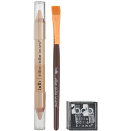 Billion Dollar Brows Color & Control Set For Perfect Eyebrows