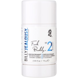 Billy Jealousy Signature Funk Buddy No. 2 desodorante en barra  75 g