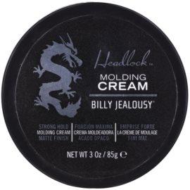 Billy Jealousy Headlock Styling Crème  voor Alle Haartypen   85 gr