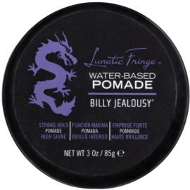 Billy Jealousy Lunatic Fringe pomada de fixação forte para todos os tipos de cabelos  85 g