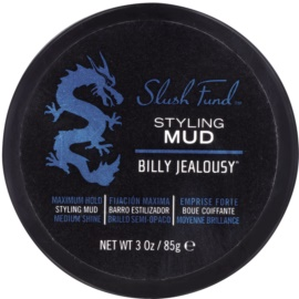 Billy Jealousy Slush Fund lama modeladora  fixação forte  85 ml