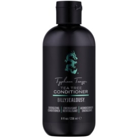 Billy Jealousy Tea Tree Typhoon Tango condicionador energizante para todos os tipos de cabelos  236 ml
