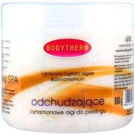 BingoSpa Bodytherm Algae & Cinnamon zeštíhlující tělový peeling  600 g