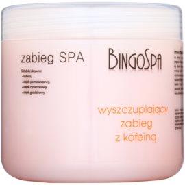BingoSpa Caffeine zeštíhlující tělový gel  500 g