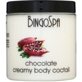 BingoSpa Chocolate crema corporal suave  250 g