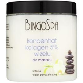 BingoSpa Collagen zselés masszírozó koncentrátum  250 g