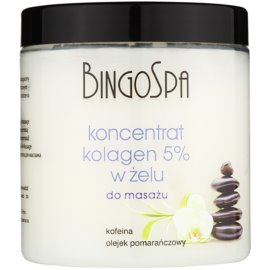 BingoSpa Collagen gelartiges Massagekonzentrat  250 g