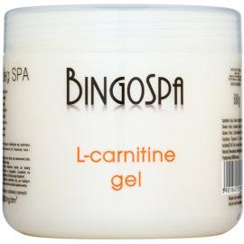 BingoSpa L- Carnitine zeštíhlující tělový gel  500 g