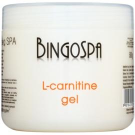 BingoSpa L- Carnitine abnehmendes Körpergel  500 g