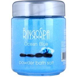 BingoSpa Ocean Blue koupelový pudr s ženšenem  580 g