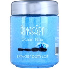 BingoSpa Ocean Blue pudra pentru baie cu ginseng  580 g