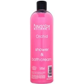 BingoSpa Orchid Creme-Gel für Bad und Dusche  500 ml