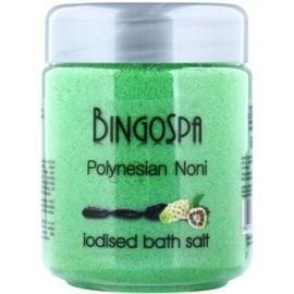 BingoSpa Polynesian Noni Sare de baie iodata  580 g