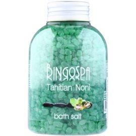 BingoSpa Tahitian Noni soľ do kúpeľa  650 g