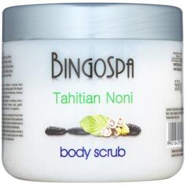 BingoSpa Tahitian Noni kryštalický telový peeling  550 g