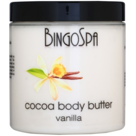 BingoSpa Vanilla manteca de cacao para el cuerpo  250 g