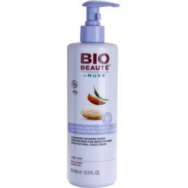 Bio Beauté by Nuxe High Nutrition čisticí sprchový krém s obsahem Cold Cream  400 ml