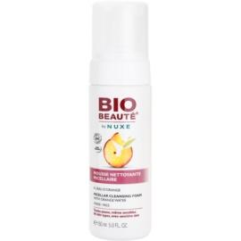 Bio Beauté by Nuxe Cleansing micelární čisticí pěna s pomerančovou vodou  150 ml