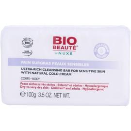 Bio Beauté by Nuxe High Nutrition vyživujúce mydlo s obsahom cold cream  50 g