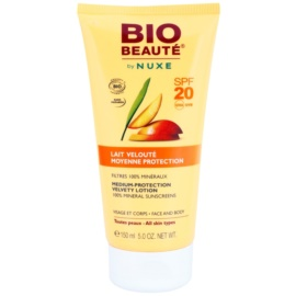 Bio Beauté by Nuxe Sun Care Mineral Protection Face and Body Lotion SPF 20  150 ml