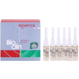 Bioclin Phydrium Advance ampullák hajhullás ellen uraknak  15x5 ml
