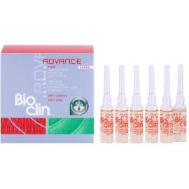 Bioclin Phydrium Advance ampulky proti padání vlasů pro ženy  15x5 ml