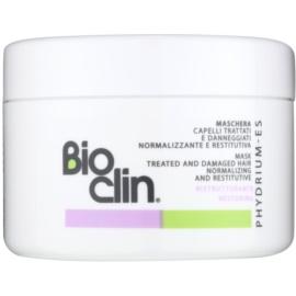 Bioclin Phydrium ES obnovující maska pro namáhané a poškozené vlasy  200 ml