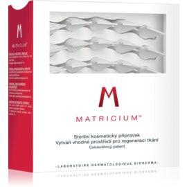 Bioderma Matricium trattamento localizzato per la rigenerazione della pelle  30x1 ml