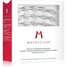 Bioderma Matricium tratamiento  localizado pare renovar y regenerar la piel  30x1 ml
