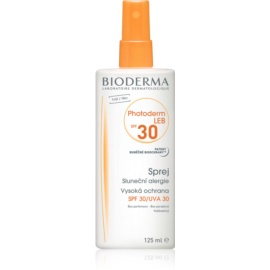 Bioderma Photoderm LEB spray abbronzante per pelli allergiche al sole SPF 30  125 ml