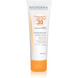 Bioderma Photoderm AKN Protective Matt Fluid for Face SPF 30  40 ml