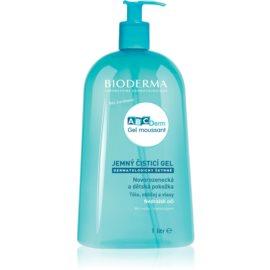 Bioderma ABC Derm Moussant gel de douche pour enfant  1000 ml