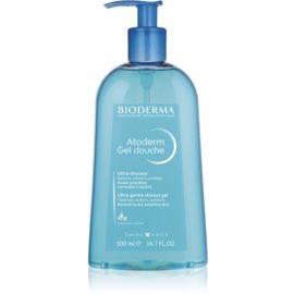 Bioderma Atoderm nežni gel za prhanje za suho in občutljivo kožo  500 ml